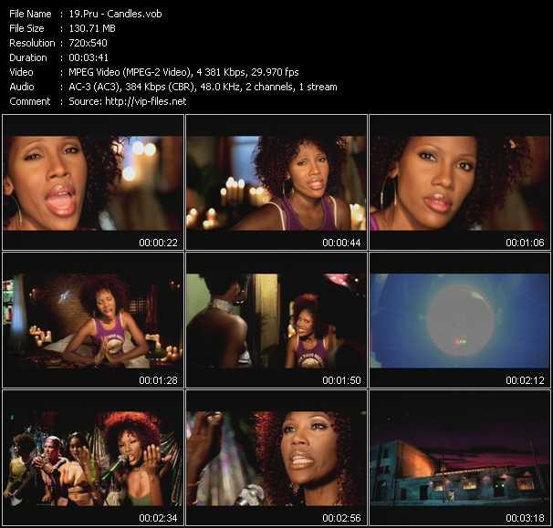 Pru video screenshot