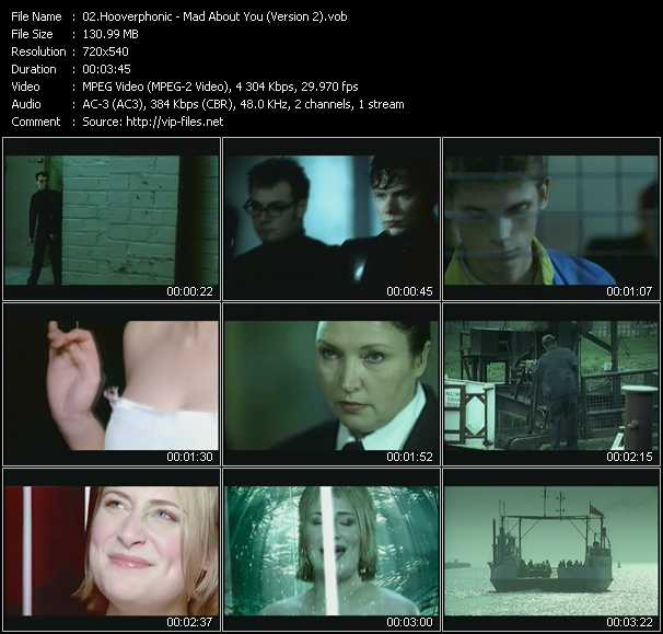 Hooverphonic video screenshot