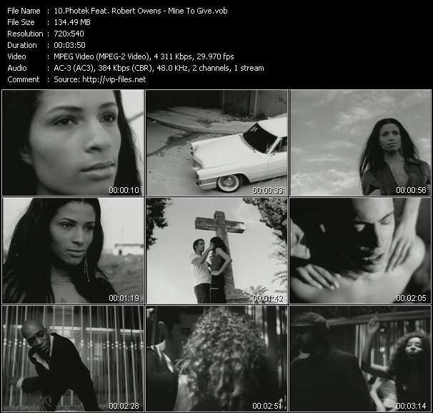 Photek Feat. Robert Owens video screenshot