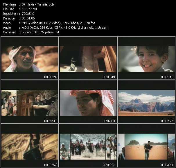 Hevia video screenshot