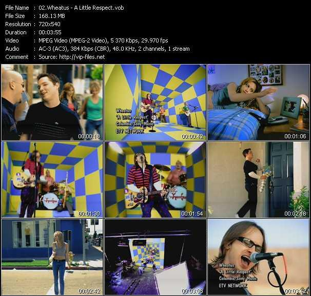 Wheatus video screenshot