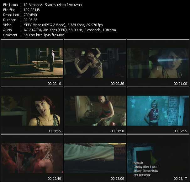 Airheadz video screenshot