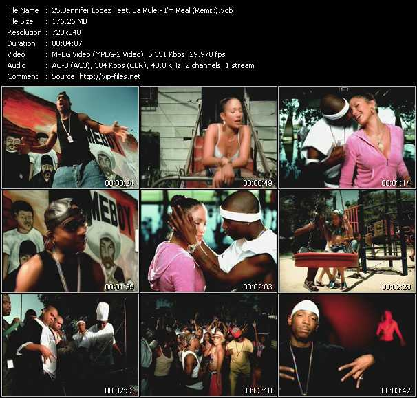 Jennifer Lopez Feat. Ja Rule video screenshot