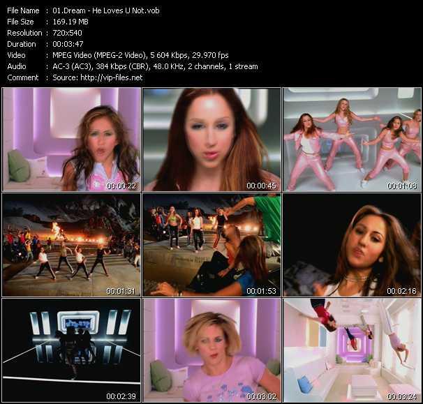 Dream video screenshot