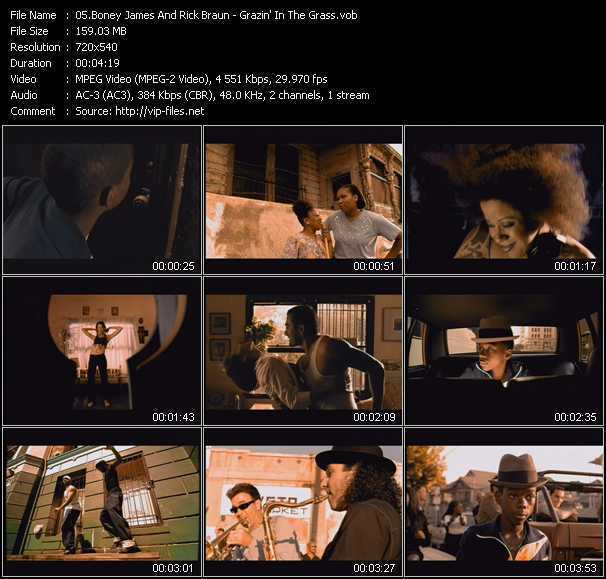 Boney James And Rick Braun video screenshot