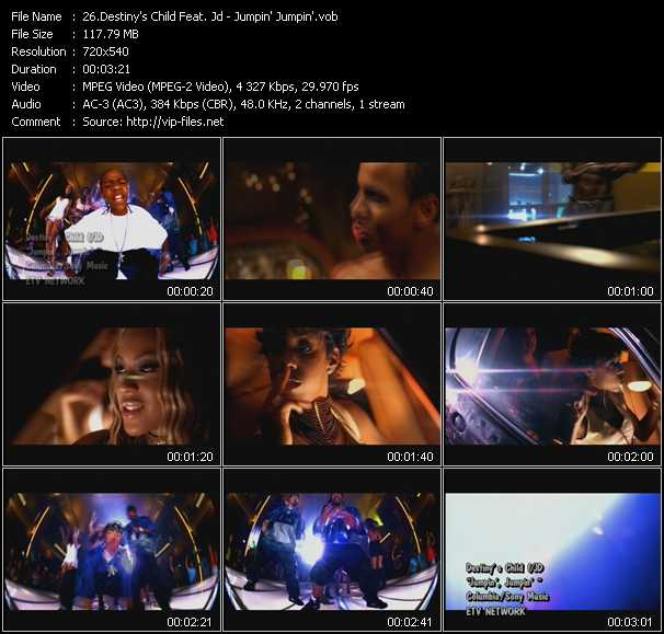Destiny's Child Feat. Jd video screenshot