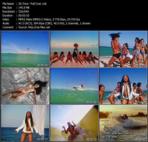 Trina video screenshot