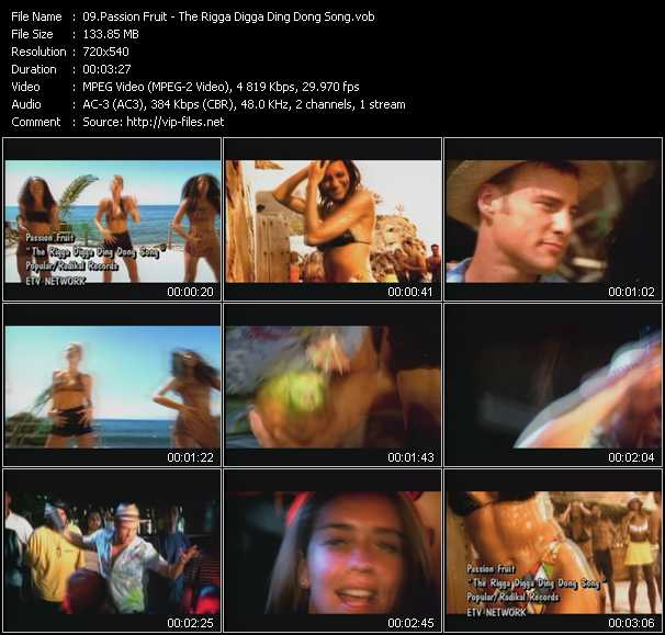 Passion Fruit video screenshot