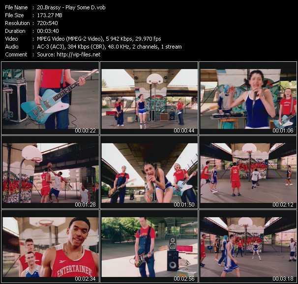 Brassy video screenshot