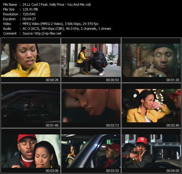 LL Cool J Feat. Kelly Price video screenshot
