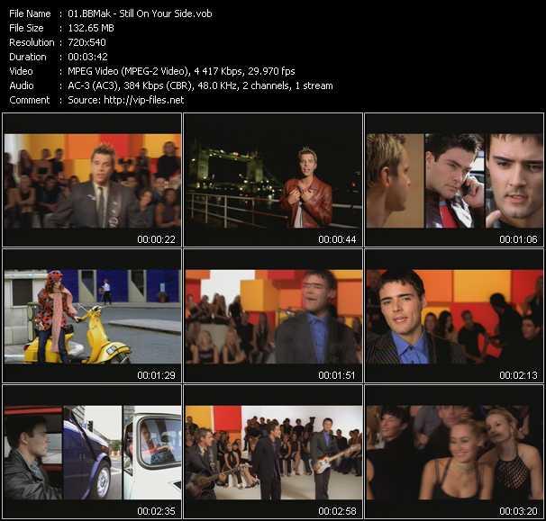 BBMak video screenshot