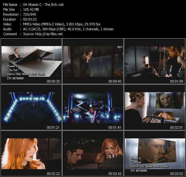 Vitamin C video screenshot