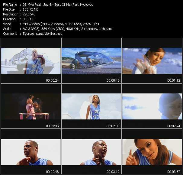 Mya Feat. Jay-Z video screenshot