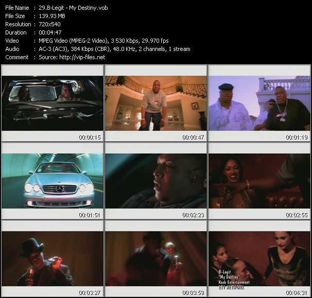 B-Legit video screenshot