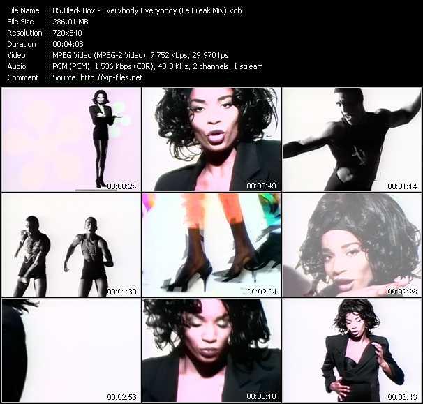 Black Box video screenshot
