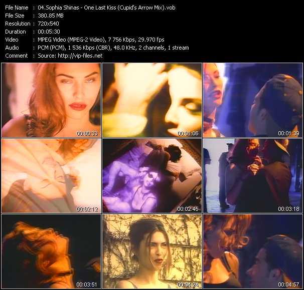 Sophia Shinas video screenshot