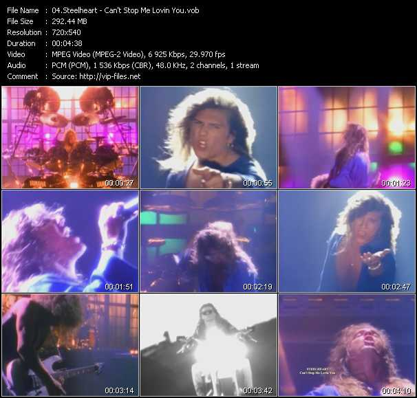 Steelheart video screenshot