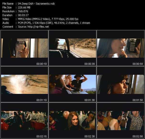 Deep Dish video screenshot