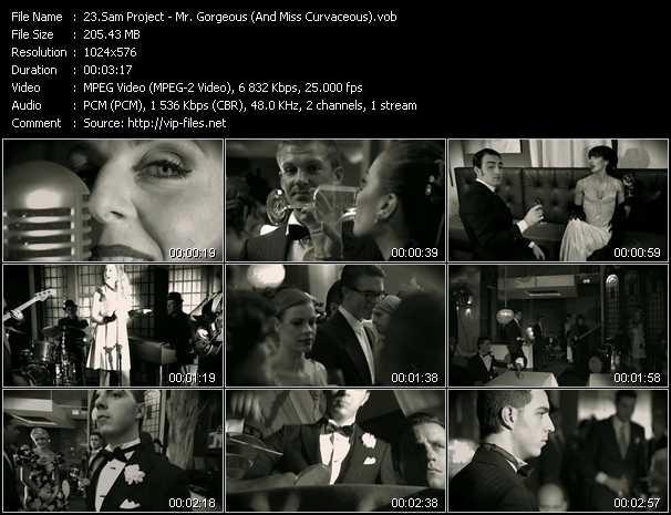 Sam Project video screenshot
