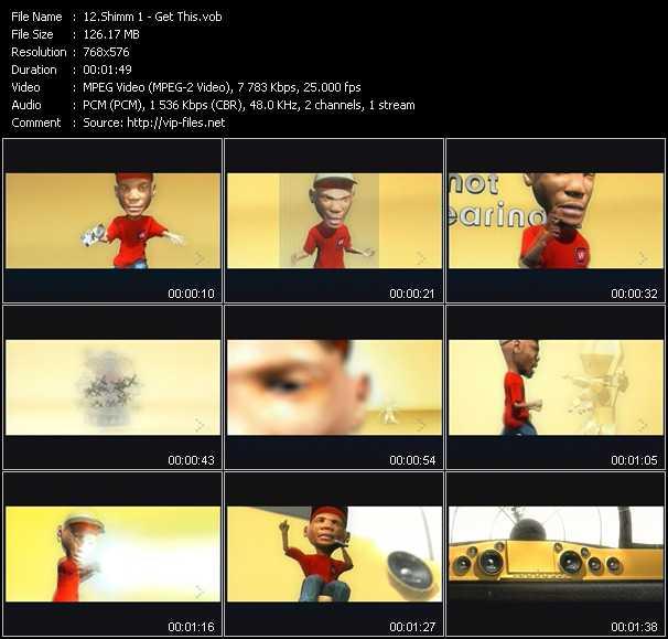 Shimm 1 video screenshot