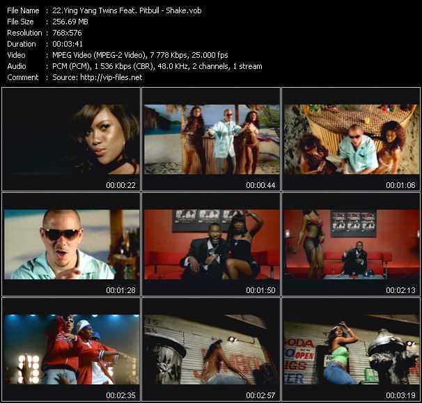 Ying Yang Twins Feat. Pitbull video screenshot