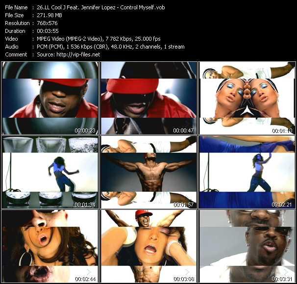 LL Cool J Feat. Jennifer Lopez video screenshot