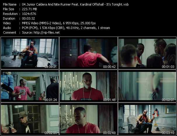 Junior Caldera And Nite Runner Feat. Kardinal Offishall video screenshot