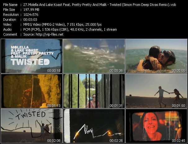 Molella And Lake Koast Feat. Pretty Pretty And Malik video screenshot