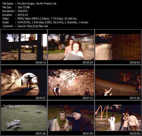 Zero-Scape video screenshot