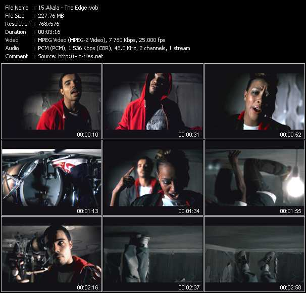 Akala video screenshot