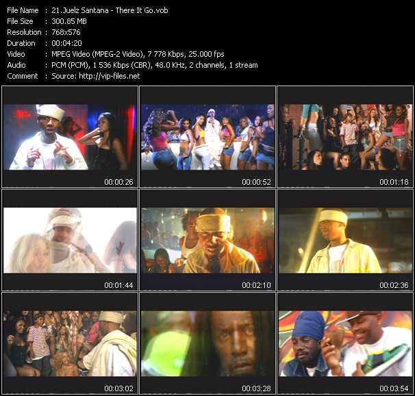 Juelz Santana video screenshot