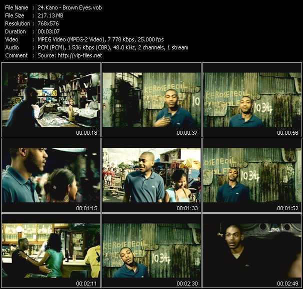 Kano video screenshot