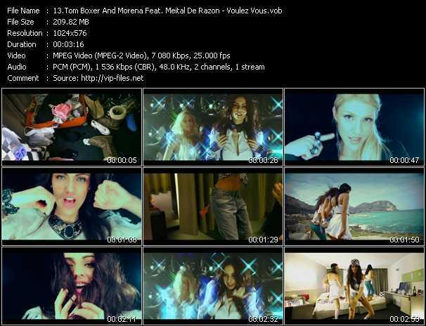 Tom Boxer And Morena Feat. Meital De Razon video screenshot