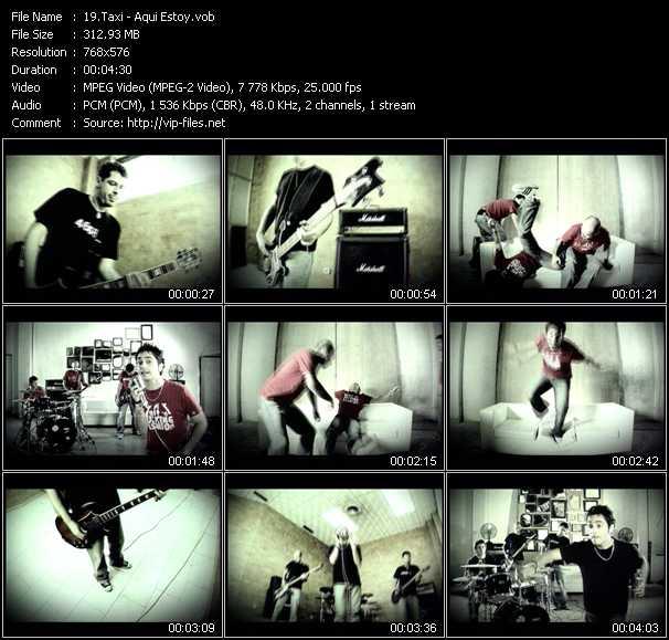 Taxi video screenshot