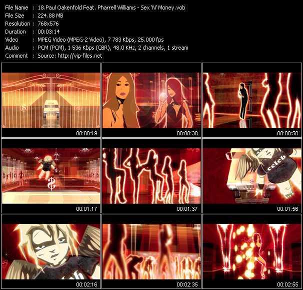 Paul Oakenfold Feat. Pharrell Williams video screenshot
