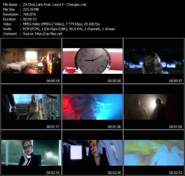 Chris Lake Feat. Laura V video screenshot