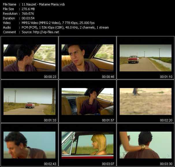 Nauzet video screenshot