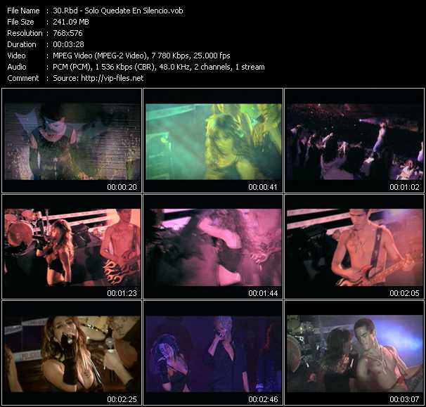 Rbd video screenshot