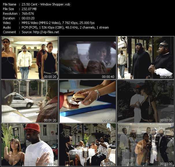 50 Cent video screenshot