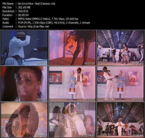 Kova Rea video screenshot