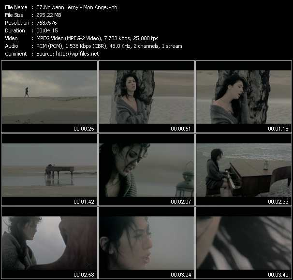 Nolwenn Leroy video screenshot
