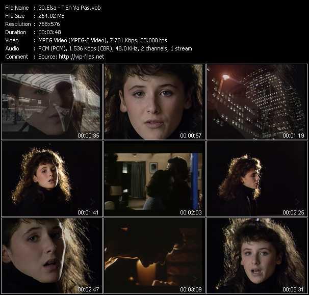 Elsa video screenshot
