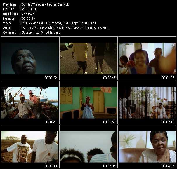 Neg'Marrons video screenshot