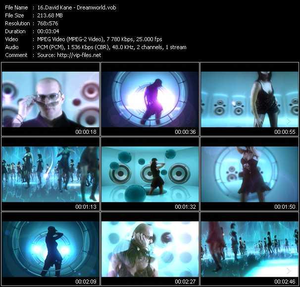 David Kane video screenshot