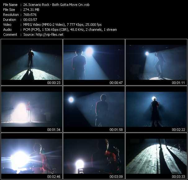 Scenario Rock video screenshot
