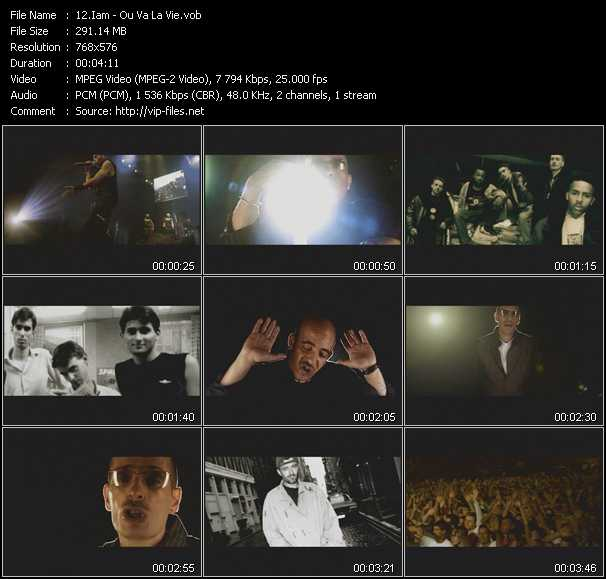 Iam video screenshot