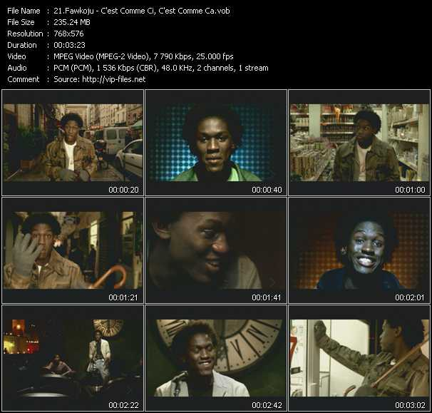 Fawkoju video screenshot