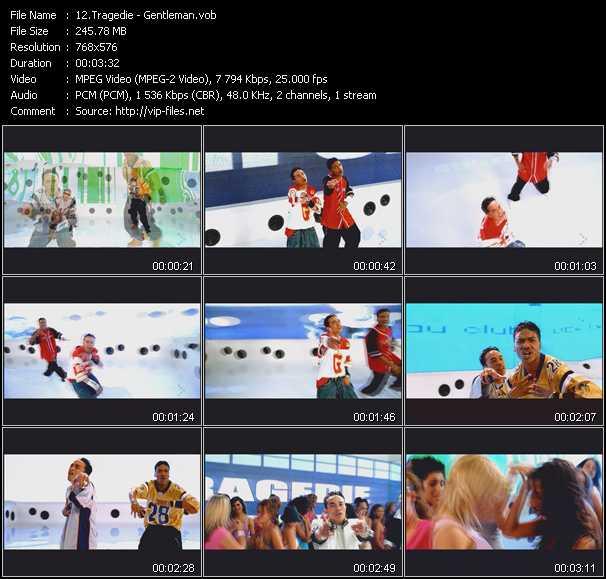 Tragedie video screenshot