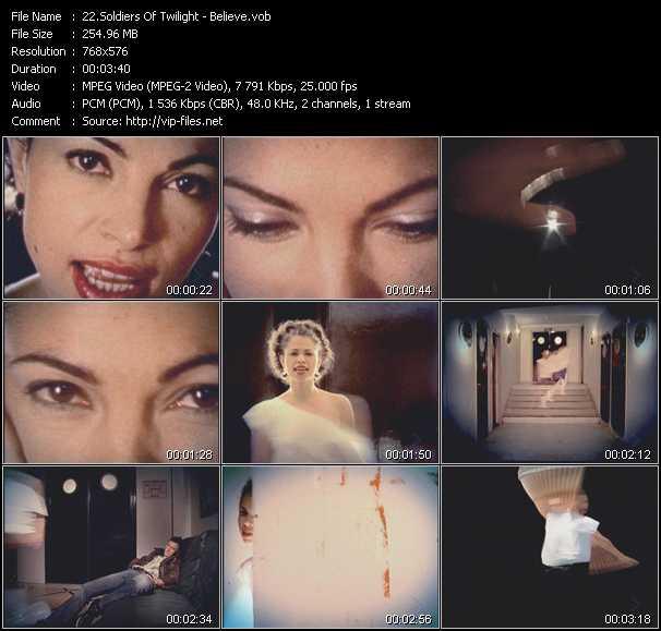 Soldiers Of Twilight video screenshot