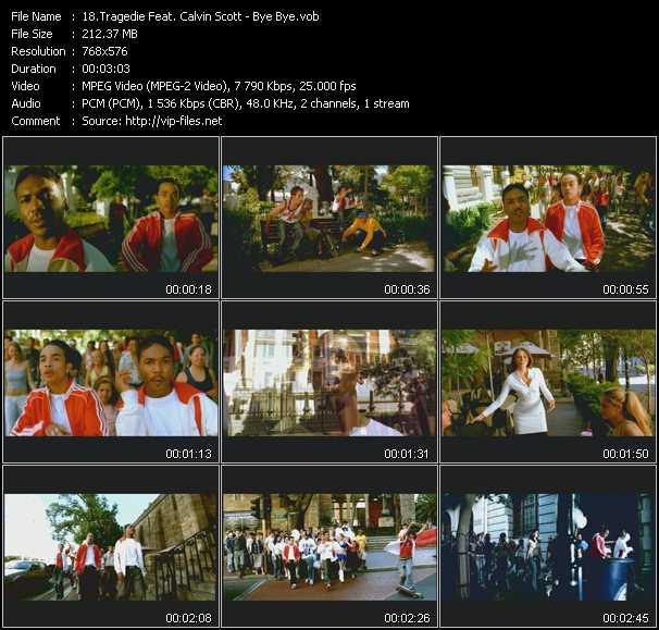 Tragedie Feat. Calvin Scott video screenshot